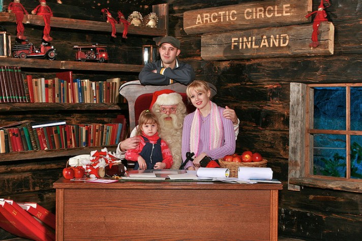 Escritório do Papai Noel
