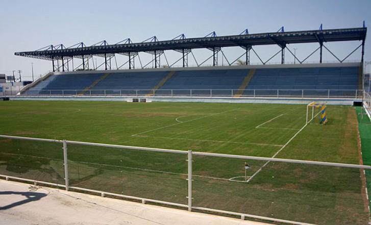 Estádio Cláudio Moacyr, em Macaé