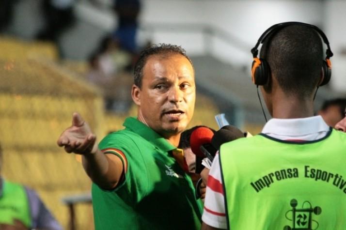 Everton Goiano, ex-técnico do Sampaio Corrêa, acerta com Rio Branco