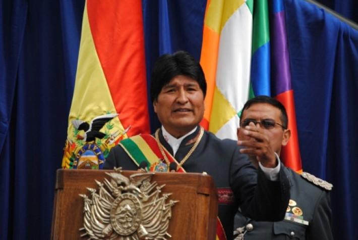 Imagem - Morales quer erradicar a pobreza na Bolívia até 2025 e pede ajuda da sociedade