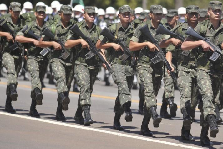 Senai-RJ vai dar qualificação profissional a recrutas das Forças Armadas
