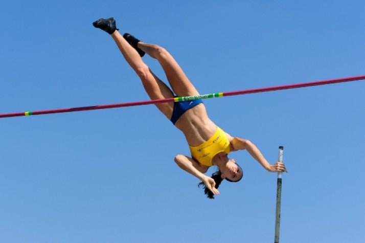 Fabiana Murer, saltadora