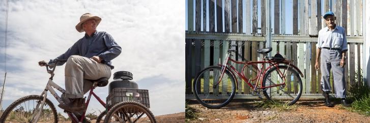Ciclistas rurais - Projeto Transite