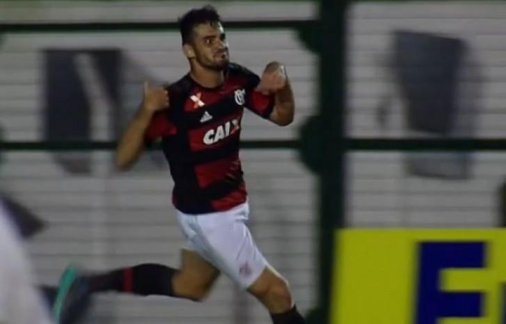 Felipe Vizeu, promessa do flamengo