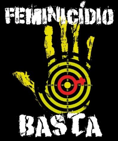 Imagem de campanha contra o feminicídio fez parte dos conteúdos de apoio da redação