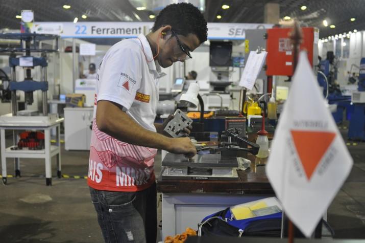 Olimpíada do Conhecimento vai reunir estudantes de cursos técnicos profissionalizantes