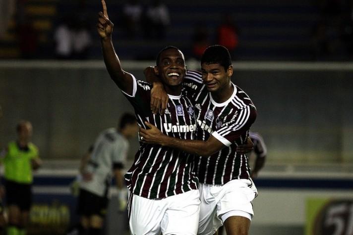 Fluminense vence Criciúma