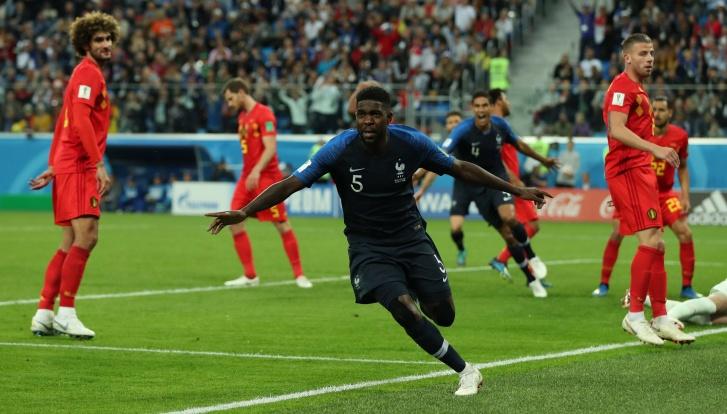 france belgium reuters lee smith - Croácia vira e garante vaga para a final da Copa do Mundo; acompanhe