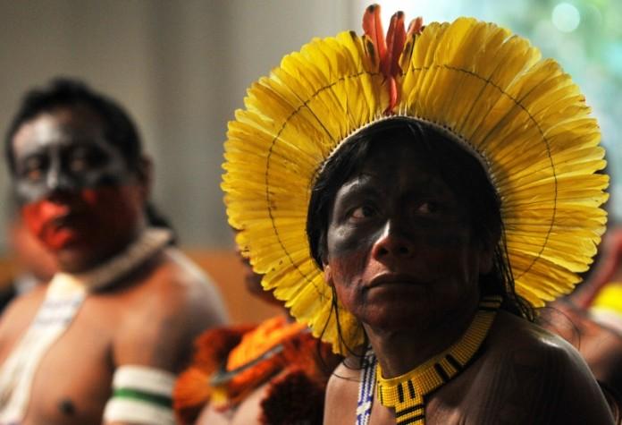 Índios de Belo Monte