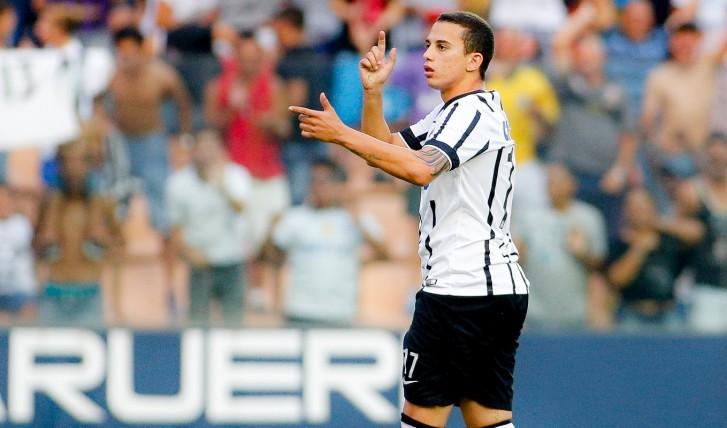 Gabriel Vasconcelos, promessa do Corinthians