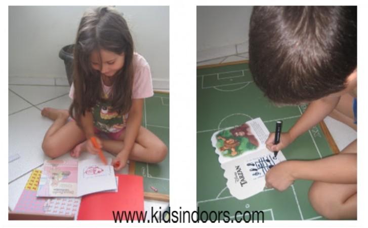Blog Kids Indoors - Doação de livros