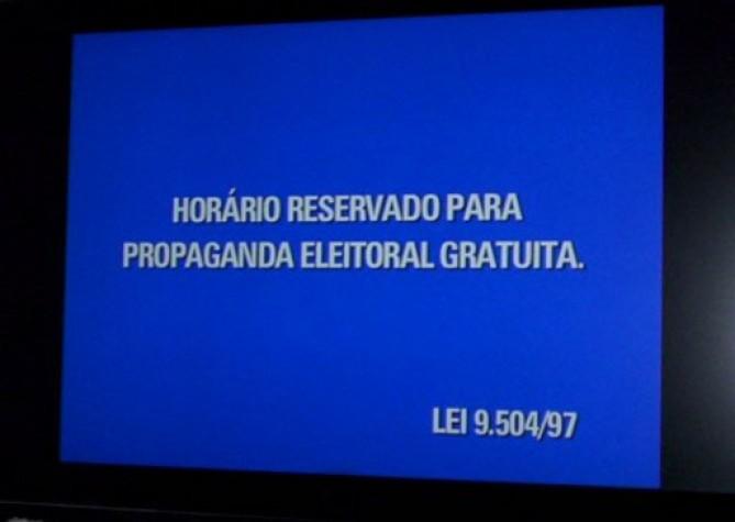 Programa eleitoral gratuito no rádio e na TV começa amanhã