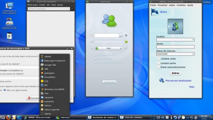 O Big Linux é considerado o melhor sistema operacional brasileiros da atualidade