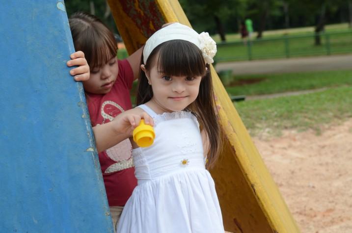 Yasmin Alves e Manuella Silva