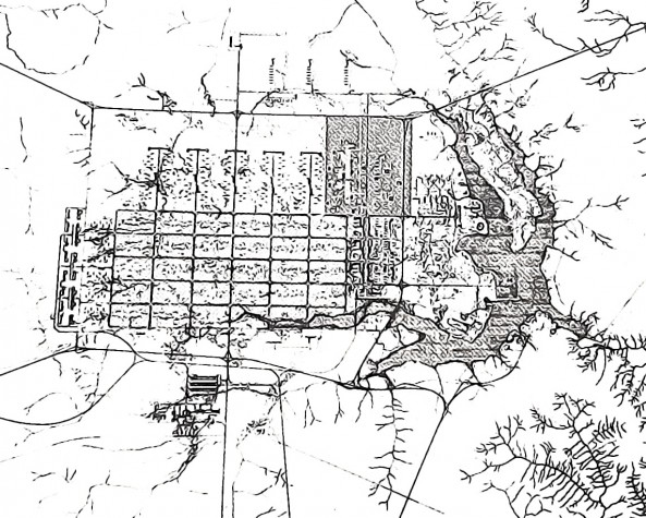 Plano Piloto por Vilanova Artigas