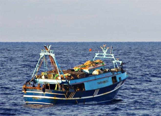 imigrantes mediterrâneo