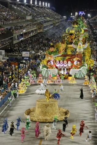 Carnaval do rio de Janeiro 2016 - Imperatriz