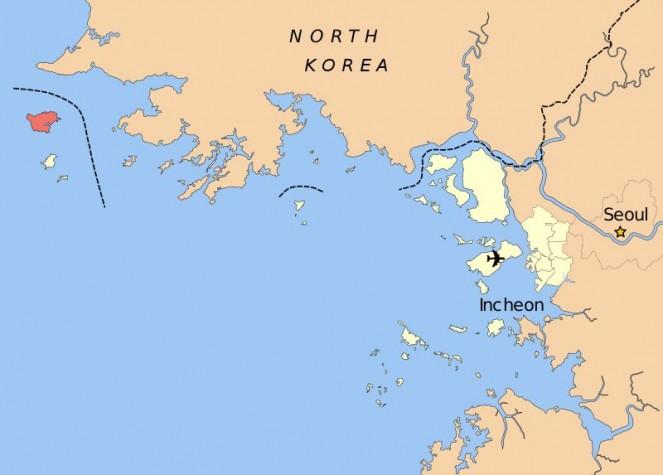 Ilha de Baengnyeong