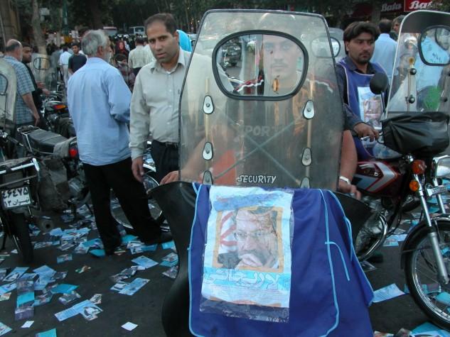 Iranianos irão às urnas para escolher o novo presidente do país