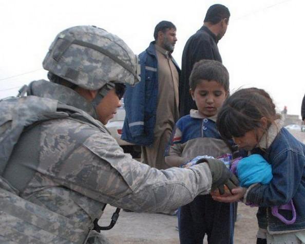 Escola no Iraque