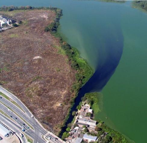 Lagoa de Jacarepaguá