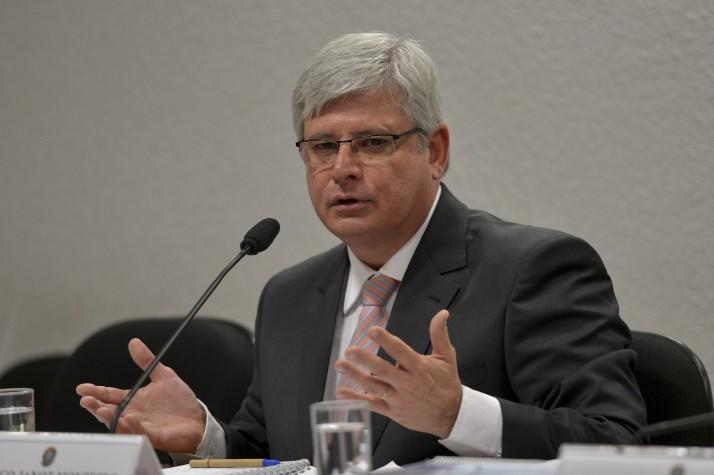 A sabatina do subprocurador-geral da República Rodrigo Janot para o cargo de Procurador-Geral da República