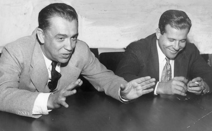 Juscelino Kubitschek e João Goulart