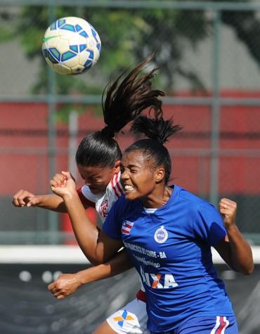 São Francisco- BA Futebol Feminino