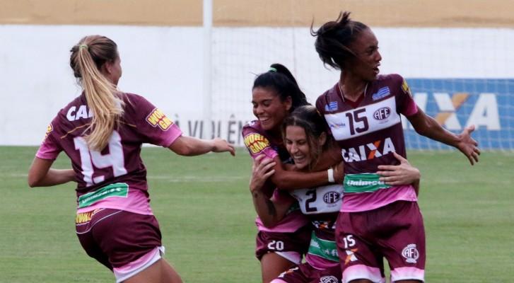 Ferroviária Futebol Feminino
