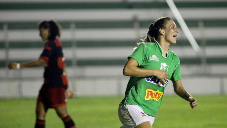 Rio Preto x Flamengo - Futebol feminino