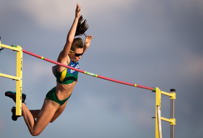 Fabiana Murer; salto com vara