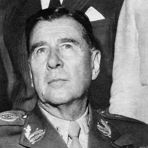 O comandante do II Exército, general Amauri Kruel