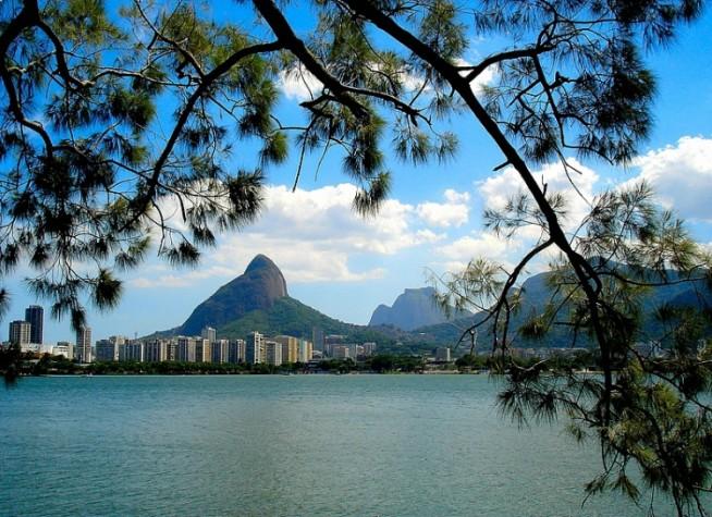Lagoa Rodrigo de Freitas (Igor/WikimediaCommons/CC)
