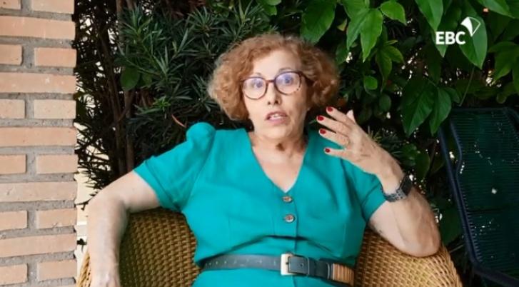 Professora Stella Maris Bortoni