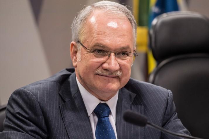 O novo ministro do STF, Luiz Edson Fachin