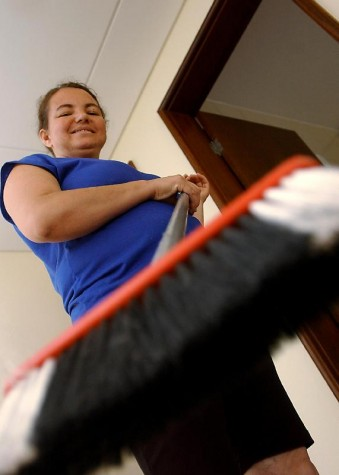 A trabalhadora doméstica, Ana Vaz Cardoso