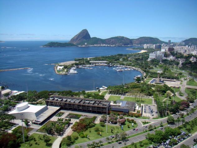 Marina da Glória Rio de Janeiro