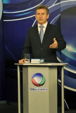 Mauro Mendes (PSB) - Cuiabá