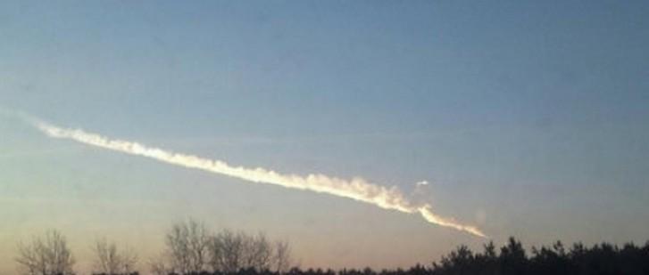 Meteoro meteorito Rússia