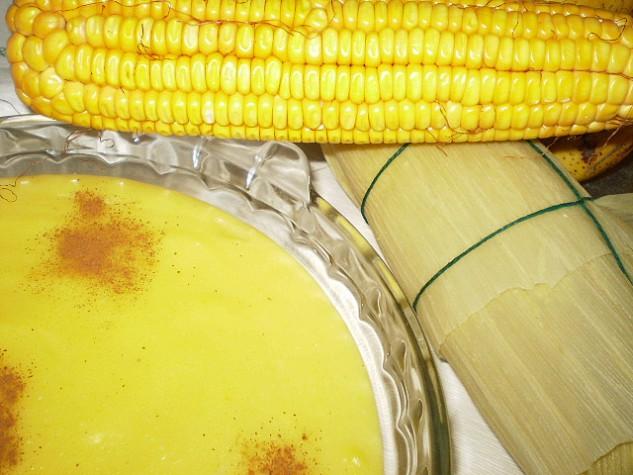 Comidas típicas de milho