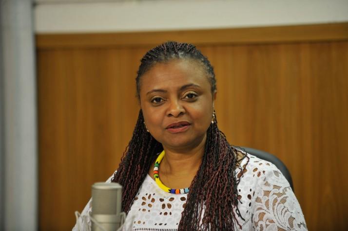 Ministra Nilma Lino no Bom Dia Ministro, nesta quarta-feira, 13 maio