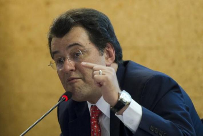 Ministro de Minas e Energia Eduardo Braga