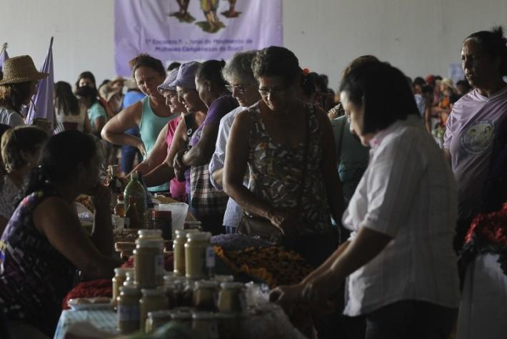 1º Encontro Nacional do Movimento de Mulheres Camponesas