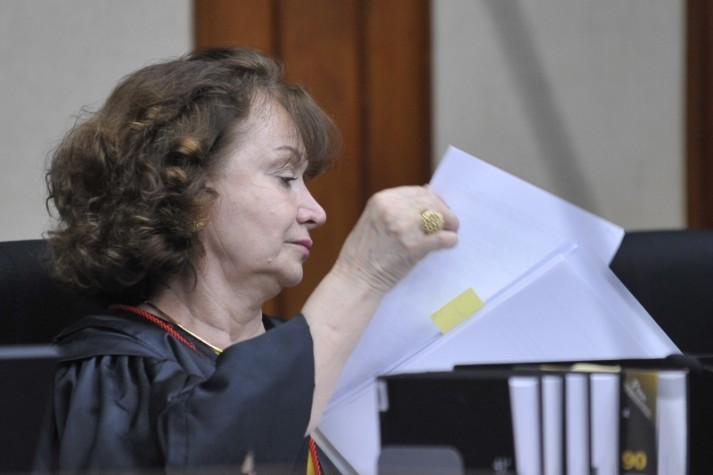 Ccorregedora-geral da Justiça Eleitoral, Nancy Andrighi