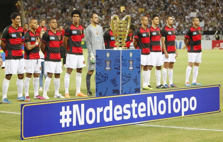 Sport foi o campeão da Copa do Nordeste de 2014