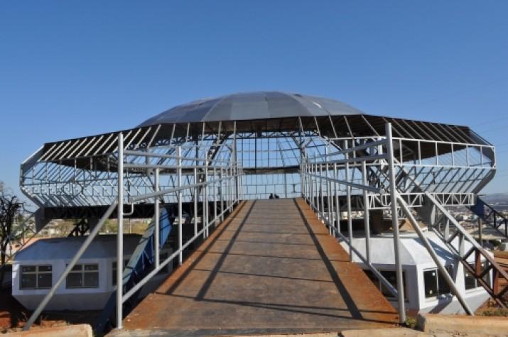 Obras do Museu do ET começaram há 6 anos