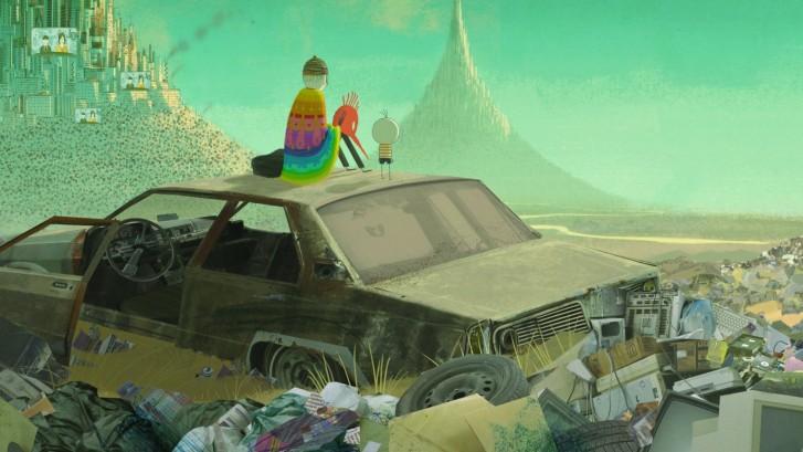 O Menino e o Mundo - animação brasileira concorrente ao Oscar