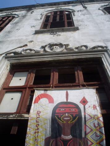 Ocupação Aldeia Maracanã Museu do Índio - 2006