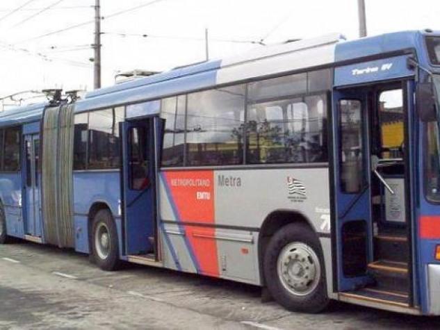 Aparador Jb Bechara Luxo Aquamarine ~ EBC u00d4nibus da zona sul voltam a circular em S u00e3o Paulo