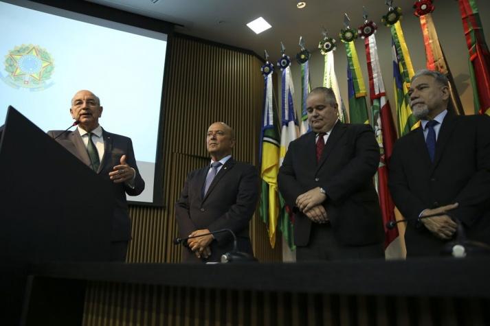 Osmar Terra assume o Ministério da Cidadania e Ação Social